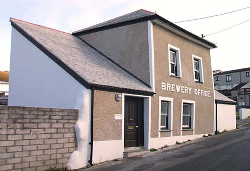 Hayle Community Archive - Old Brewery Office