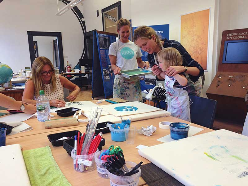 What We Do - Art Workshops