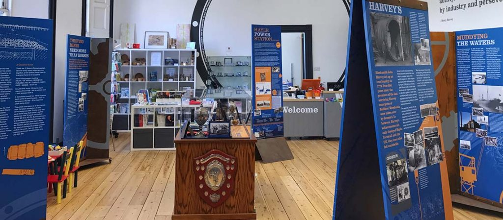 Welcome To Hayle Heritage Centre