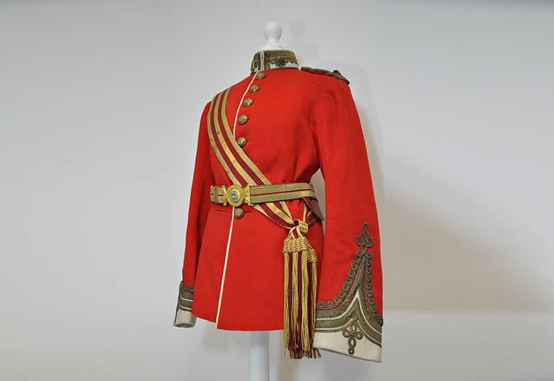Collection Highlight - Lieutenant Tunic