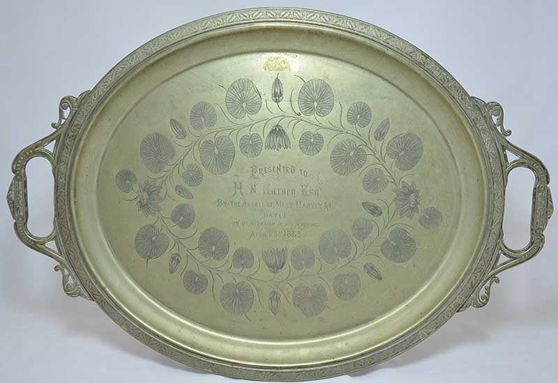 Collection Highlight - Wedding Tray