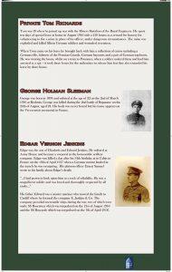War Stories Panel 6
