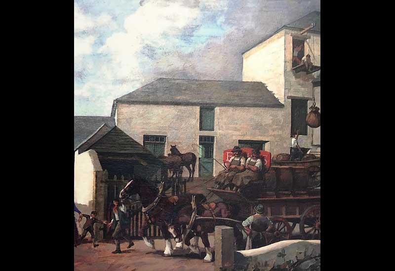 Past Exhibition - Ellis Brewery