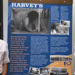 Direct Henry Harvey descendant visits Hayle Heritage Centre
